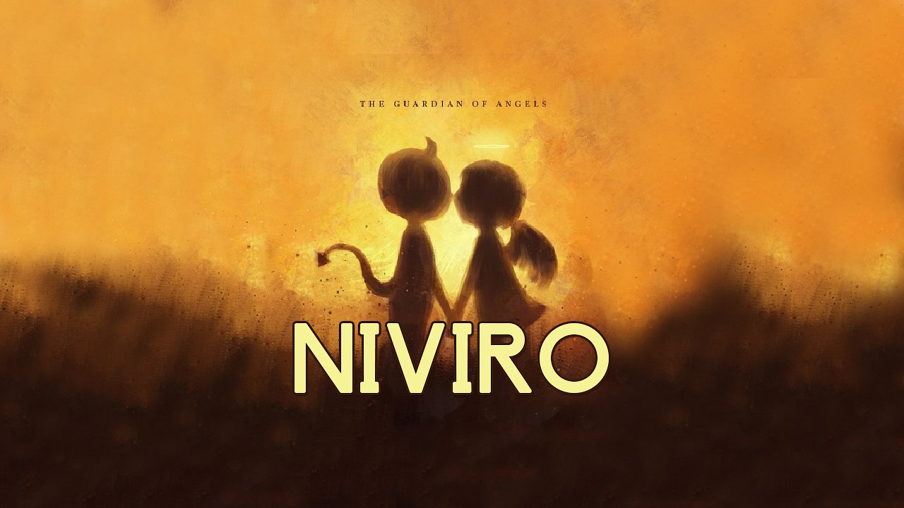Music track poster NIVIRO - The Guardian Of Angels [NCS Release]