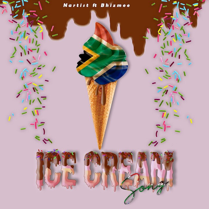 Music track poster Ice Cream Song