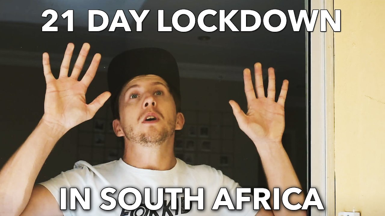Video poster 21 Day Lockdown in South Africa. Ep.1