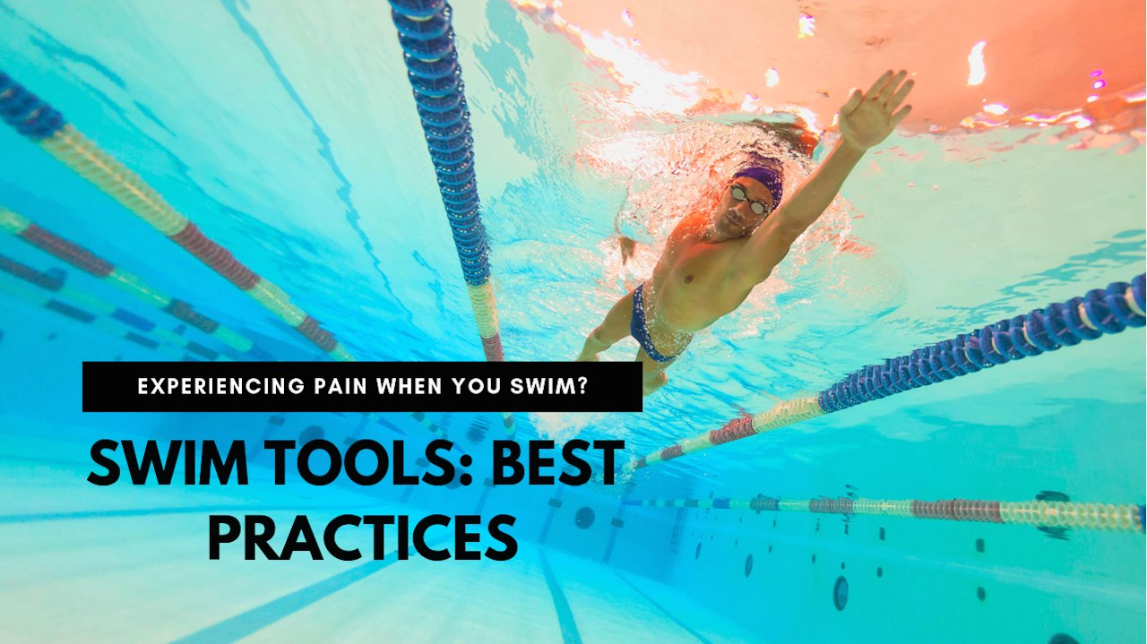 Video poster SwimVice with Coach Mandy- Swim Tools- Best Practices