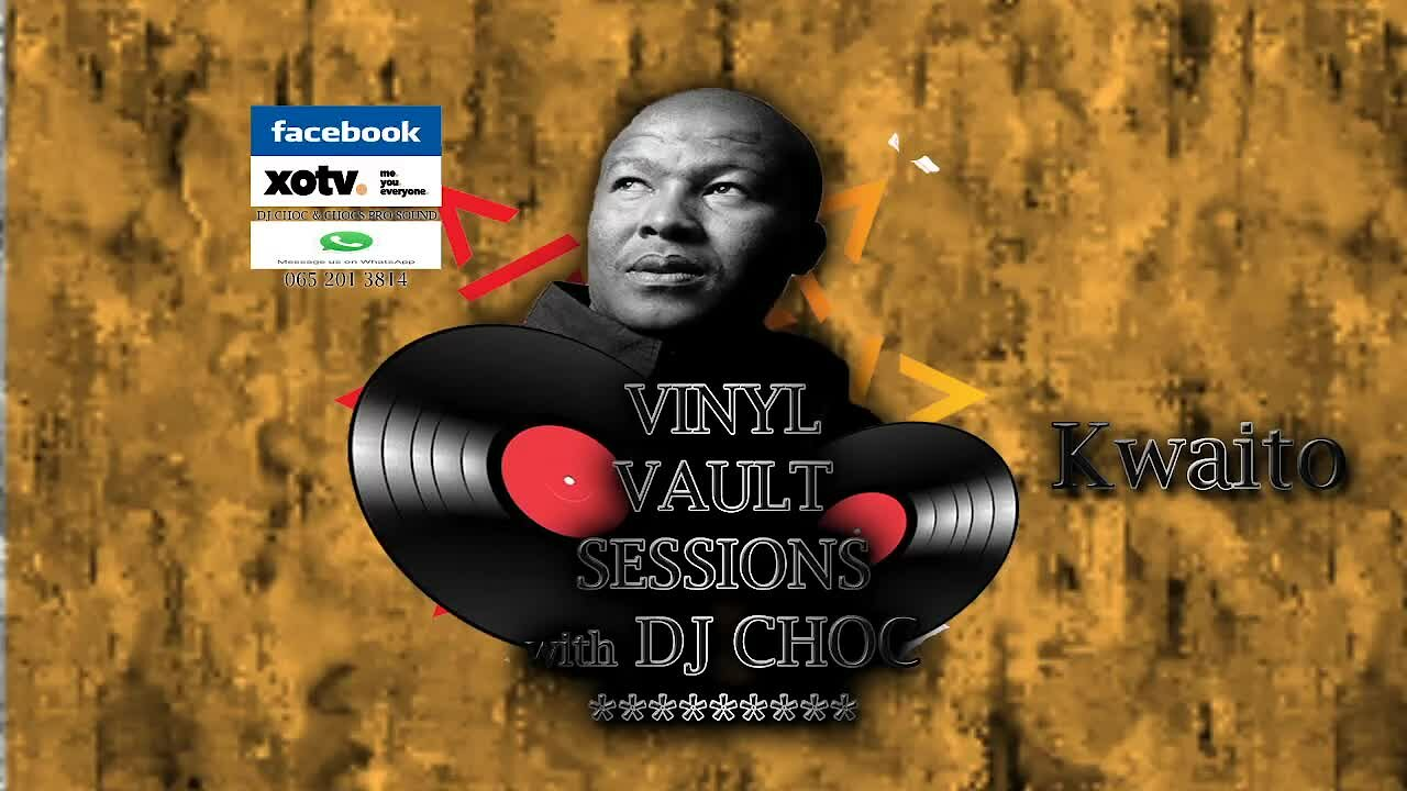 Video poster Vinyl Vault Sessions with DJ Choc - SA Kwaito