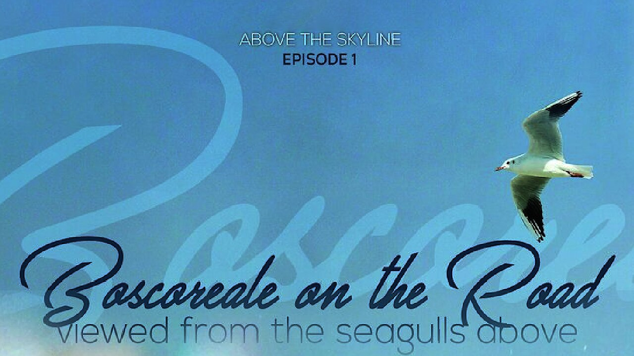 Video poster Above the Skyline Series - Episode 1 - Boscoreale on the Road Viewed from the seagulls above