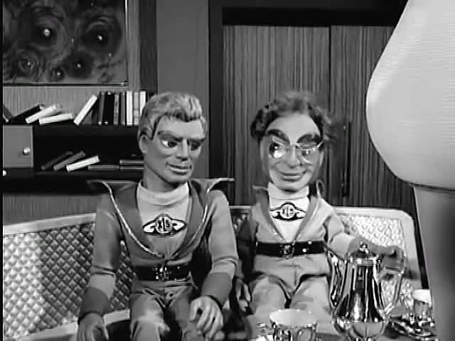 Video poster Fireball XL5 - The Doomed Planet