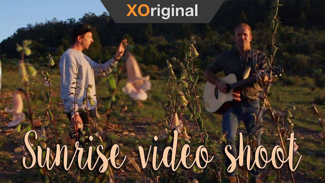 Video poster Sunrise video shoot in South Africa