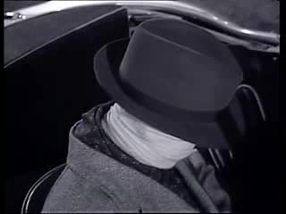 Video poster Invisible Man - Jailbreak 1958