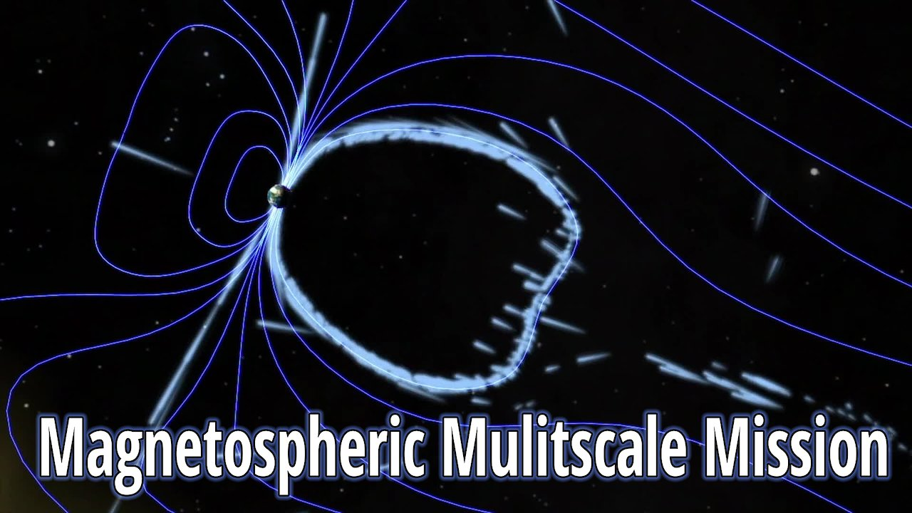Video poster Magnetospheric Mulitscale Mission