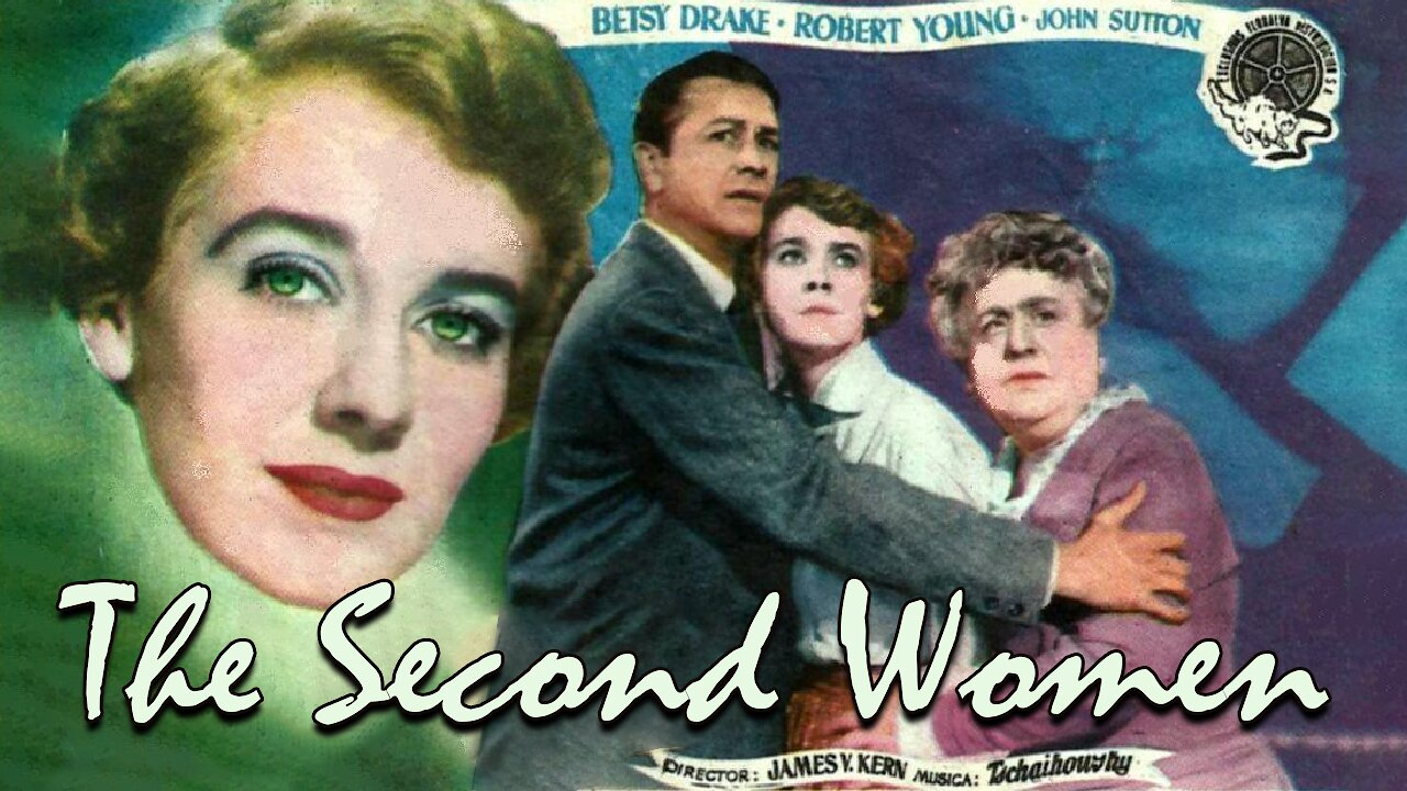Video poster The Second Women (1950)