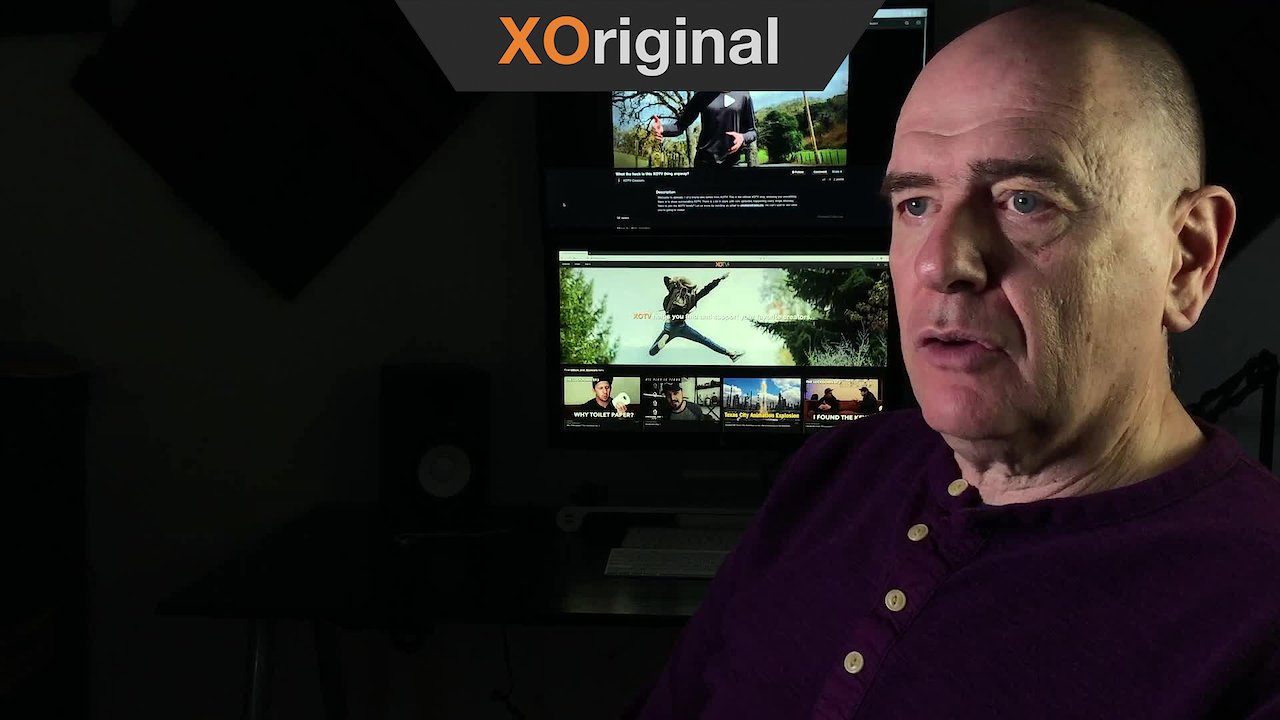 Video poster A brief history of XOTV
