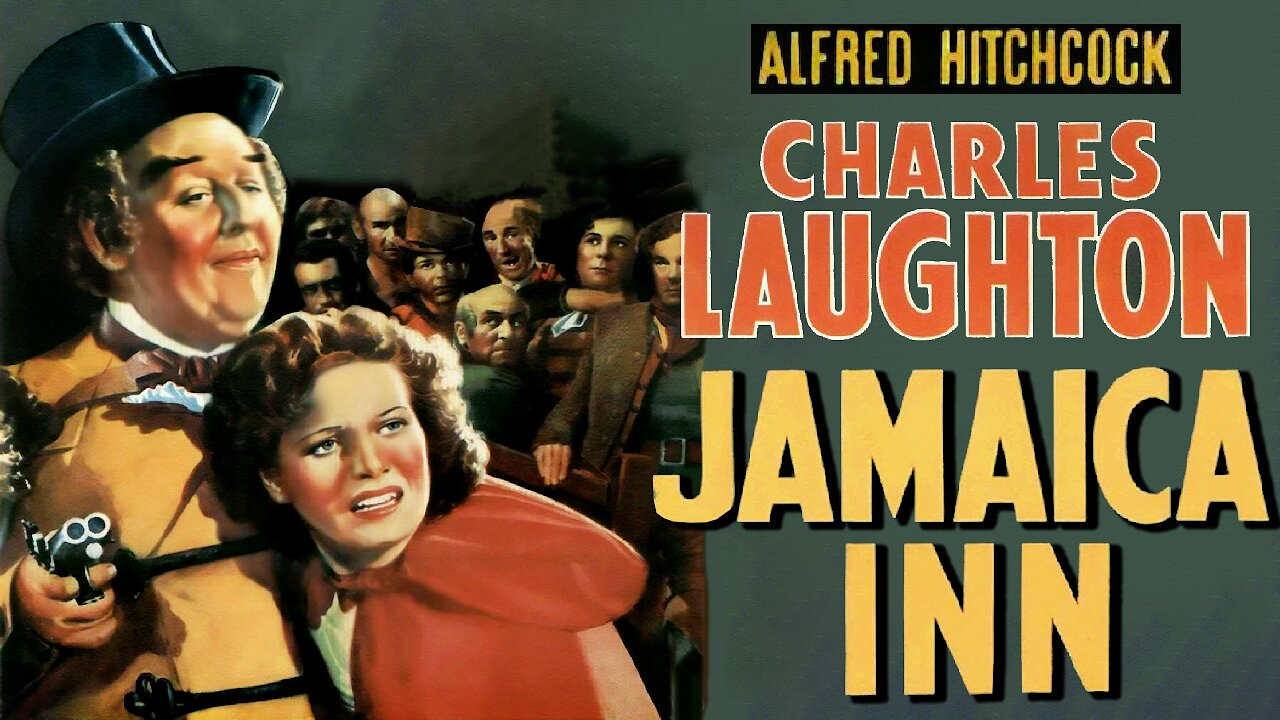 Video poster Alfred Hitchcock: Jamaica Inn (1939)