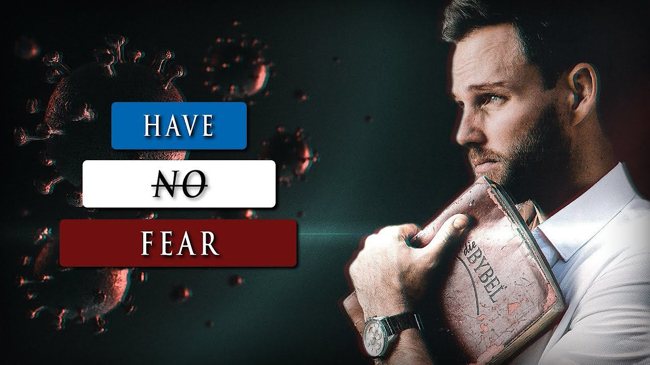 Video poster How to OVERCOME FEAR and Anxiety | You need to WATCH this!