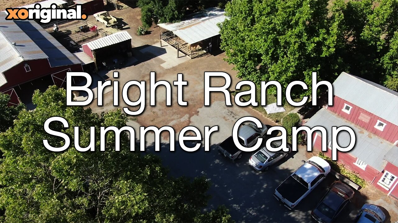 Video poster Bright Ranch Summer Camp June 2020