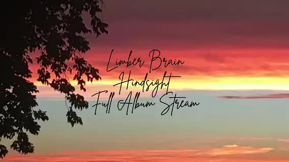 Video poster Limber Brain- Hindsight (FULL ALBUM STREAM)