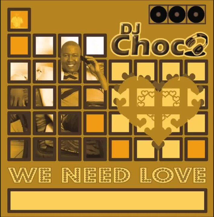 Video poster Danny Painter -We need love
