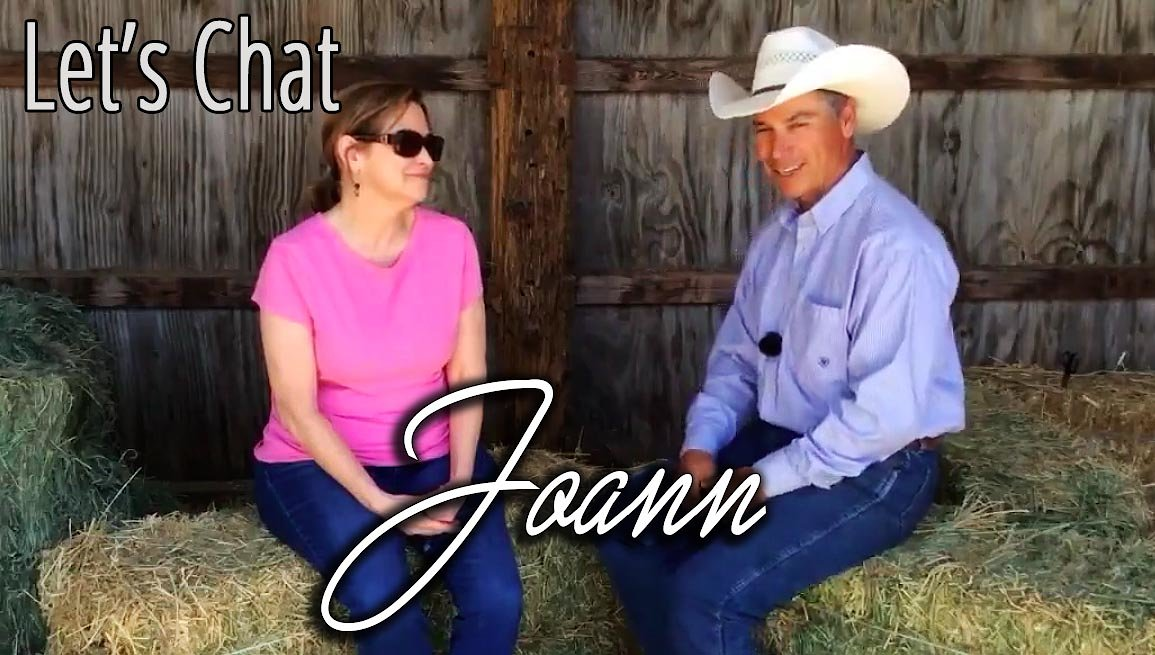 Video poster Lets Chat: Joann