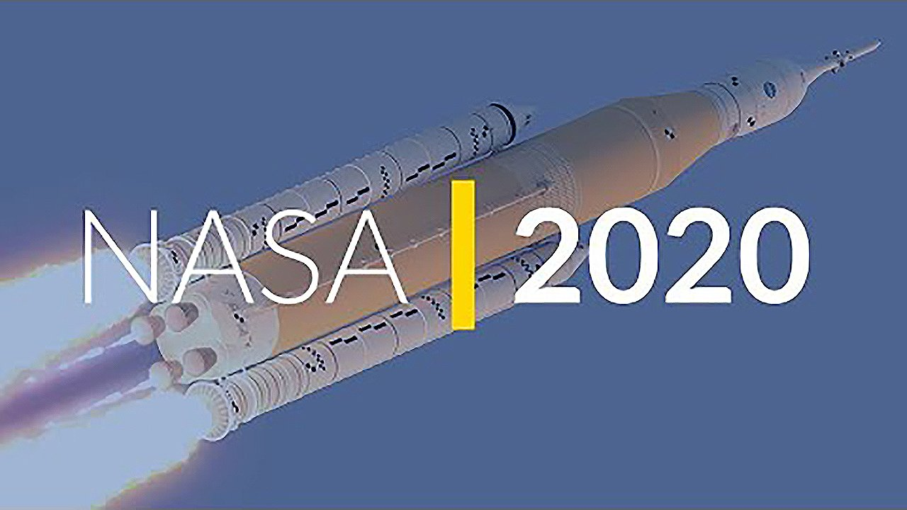 Video poster NASA 2020: Are You Ready?