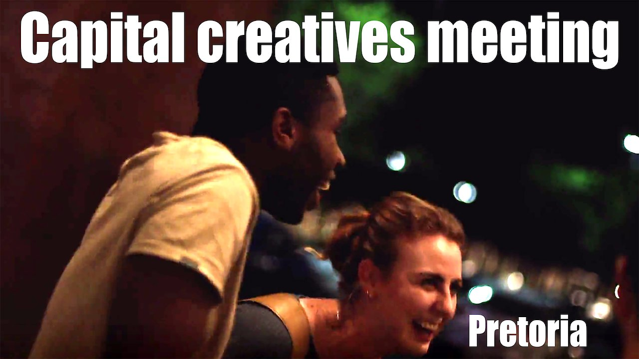 Video poster Capital creatives meeting