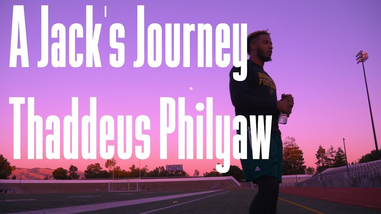 "Video poster ""A Jack's Journey"" Thaddeus Philyaw Documentary"