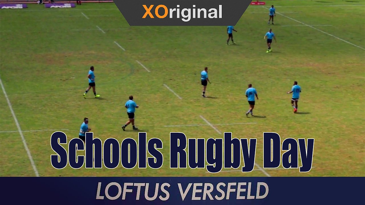 Video poster Schools Rugby Day at Loftus Versfeld