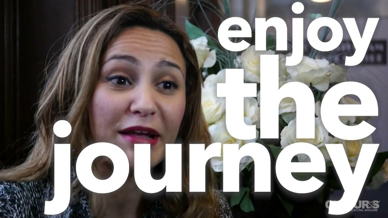 Video poster Amel Derragui: An Ex-Pat Partner Podcasts to Inspire
