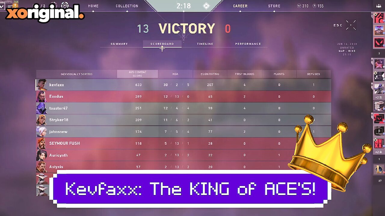 Video poster THE KING OF GETTING ACE'S!!! (Ft. Seb, Poggachu, and Friends)