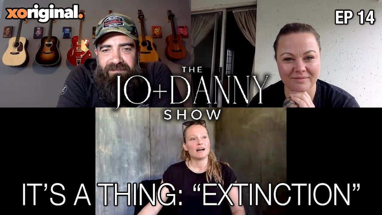Video poster It's a thing: Extinction