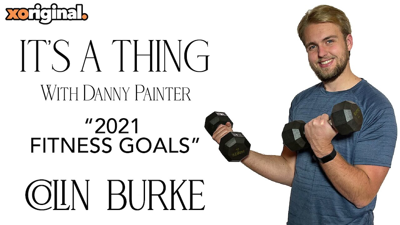 Video poster It's a thing: 2021 fitness goals.
