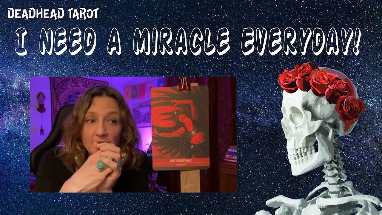 "Video poster I Need a Miracle Everyday! What Are You Offering to the World?  ""Mystery Mansion"" story continues..."