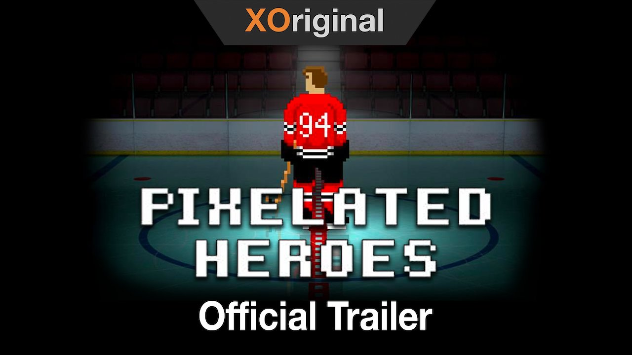 Video poster Pixelated Heroes - Official Trailer