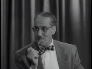Video poster You Bet Your Life with Groucho Marx