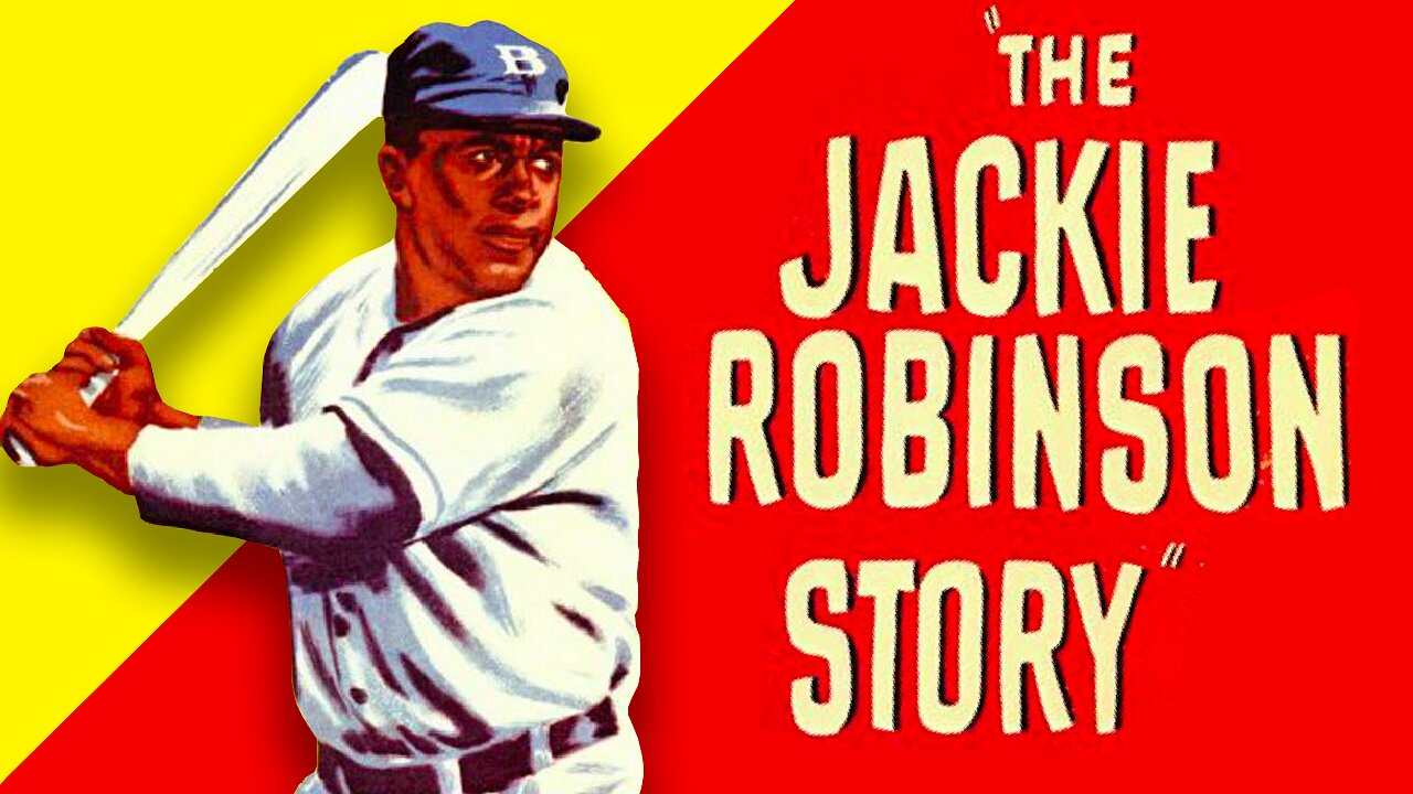 Video poster The Jackie Robinson Story