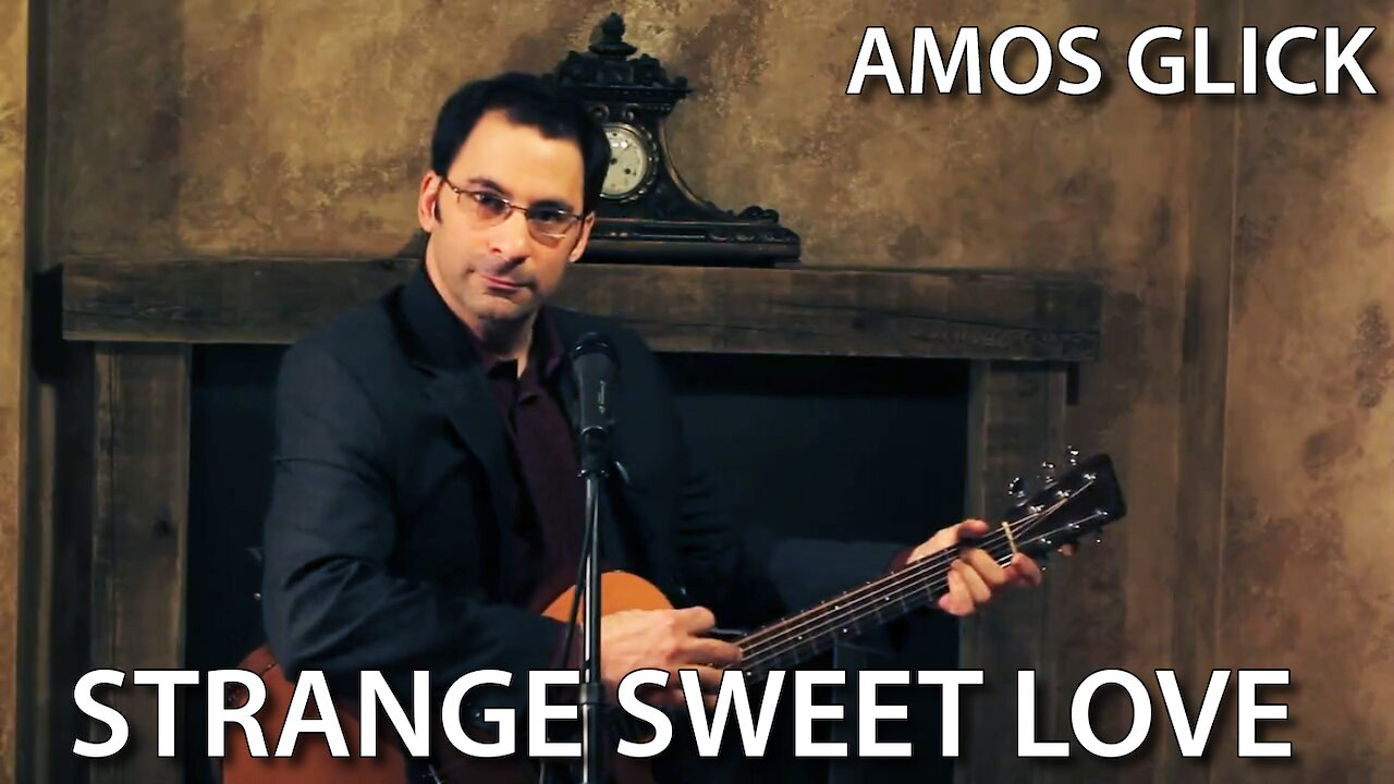 Video poster Strange Sweet Love  (Custom Personal Song/Video For A Wedding)