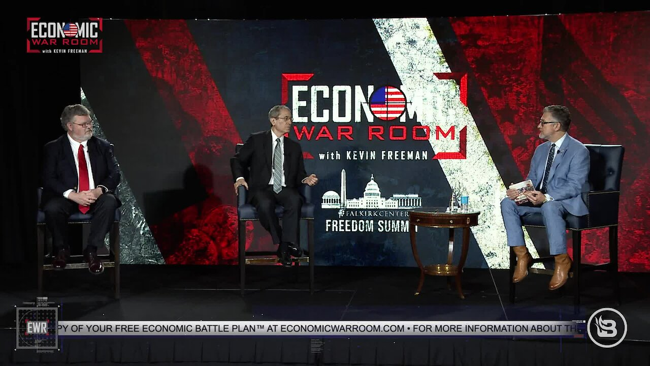Video poster Liberty University Falkirk Freedom Summit 2020: Special Feature 1 | Host: Kevin Freeman | Ep 120