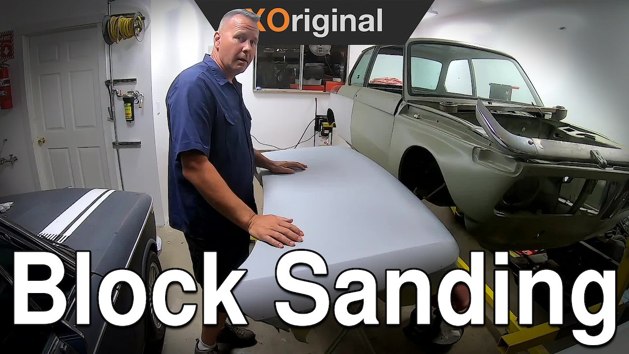 Video poster Block Sanding Part 1