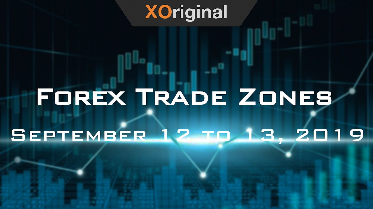 Video poster Forex Trade Zones for September 12 to 13, 2019