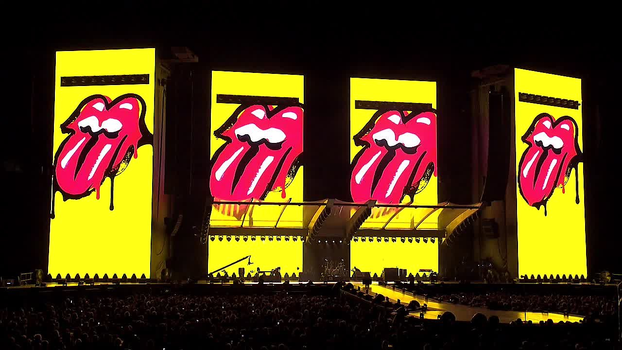 Video poster Robert Downey Jr. Announces NASA's 'Rolling Stones Rock'