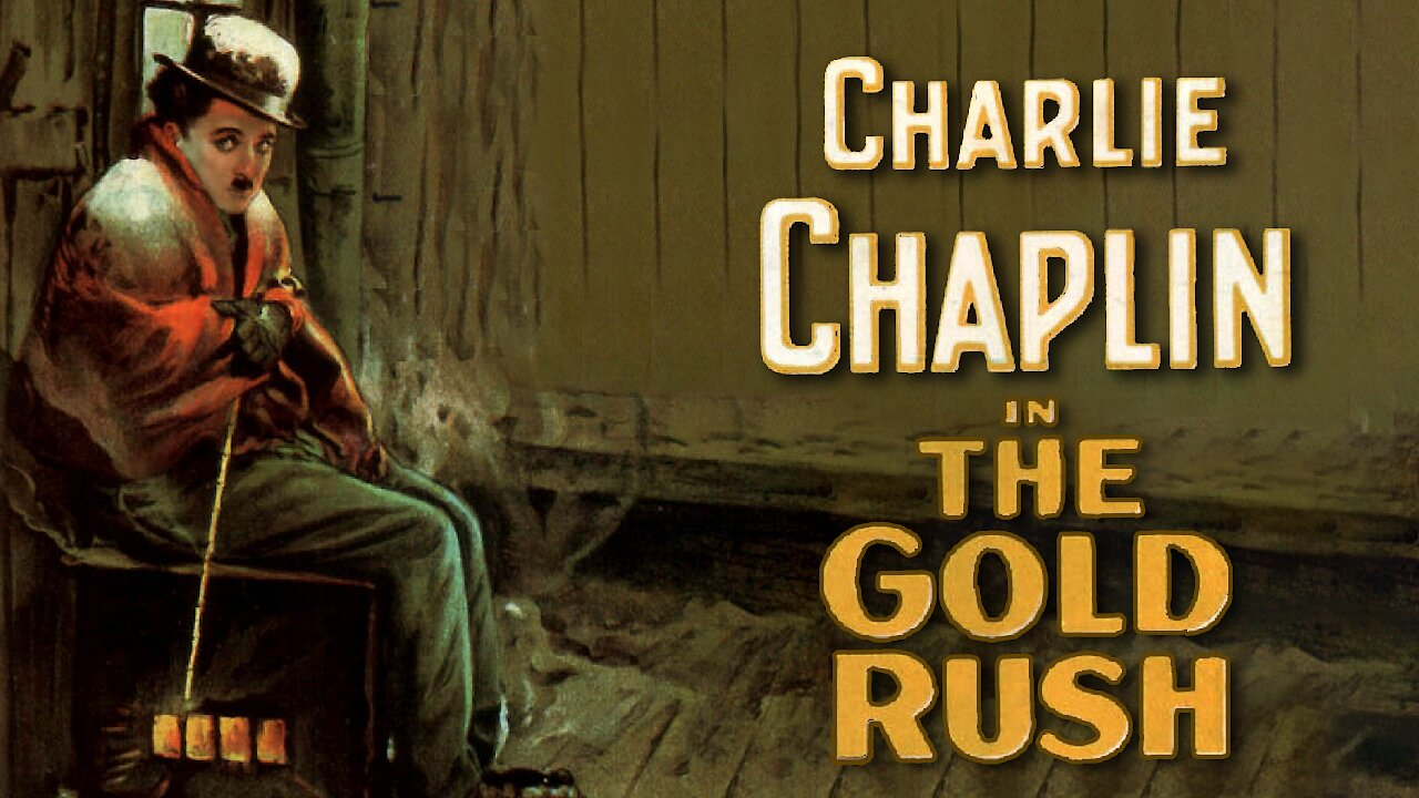 Video poster Charlie Chaplin: The Gold Rush