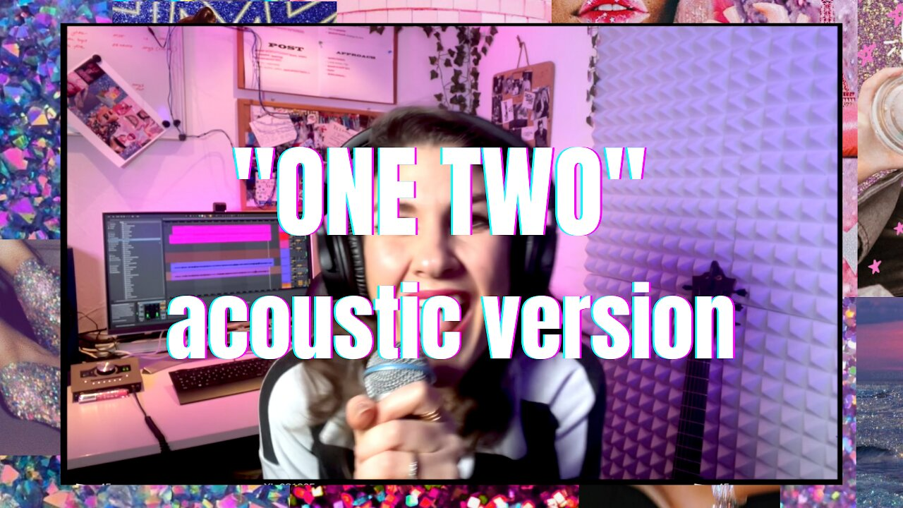 "Video poster ""ONE TWO (Munchy Malone feat. DEVADO)"" - acoustic version"