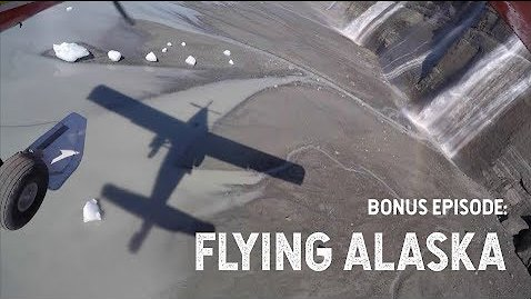 Video poster NASA Explorers: Flying Alaskan Glaciers