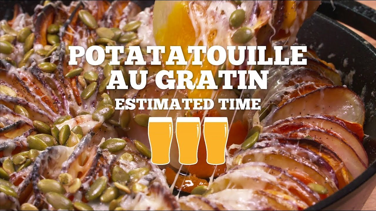 Video poster Potatatouille Au Gratin Recipe - Episode 29