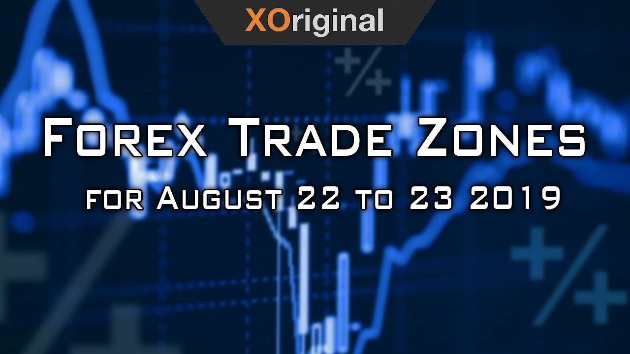 Video poster Forex Trade Zones for August 22 to 23 2019