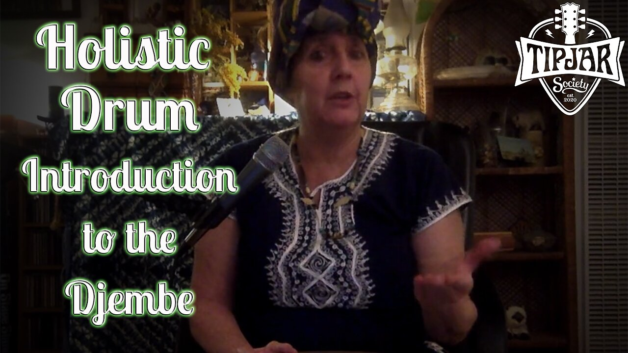 Video poster Introduction to the Djembe!