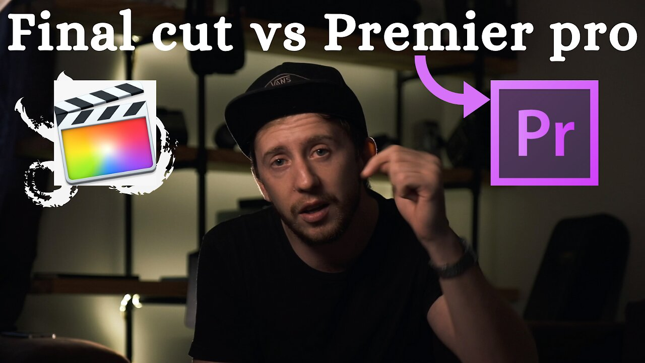 Video poster Final Cut VS Premier Pro