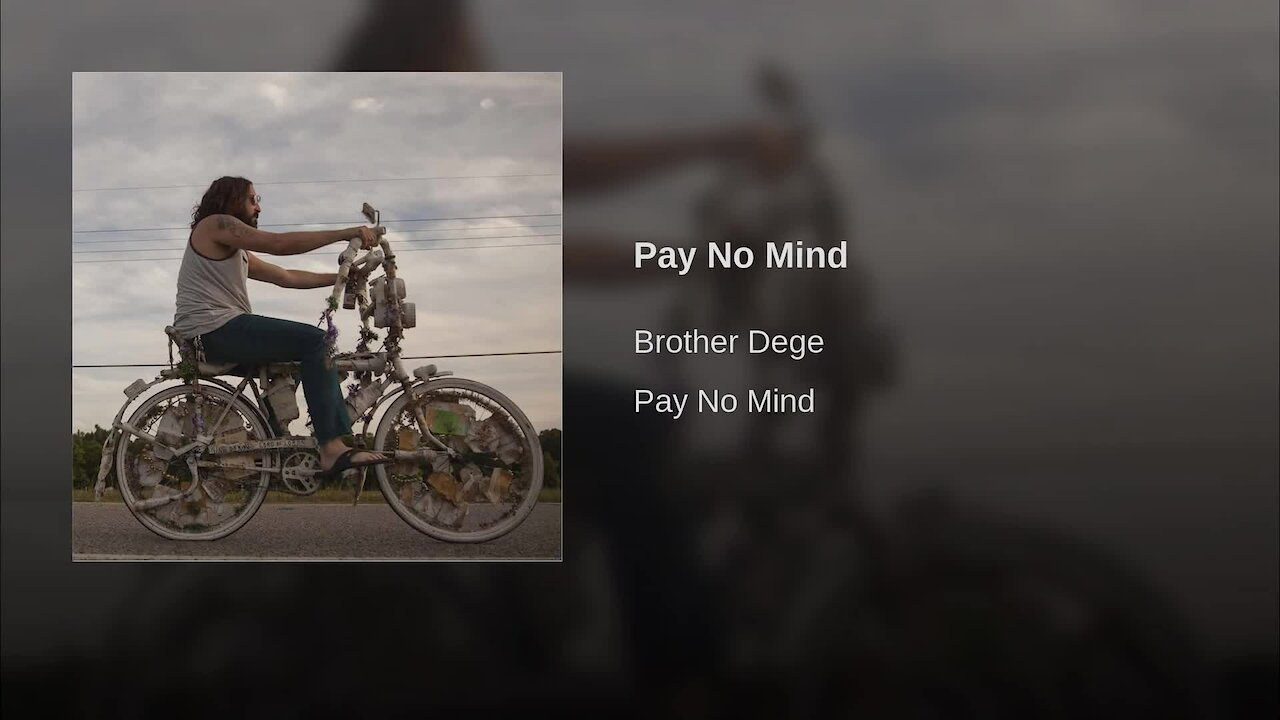Video poster Pay No Mind