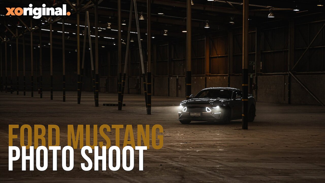 Video poster Shooting the 2020 Ford Mustang RTR by Roush Performance