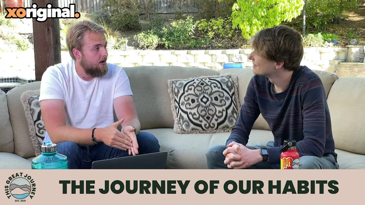 Video poster The Journey of Our Habits (video version)