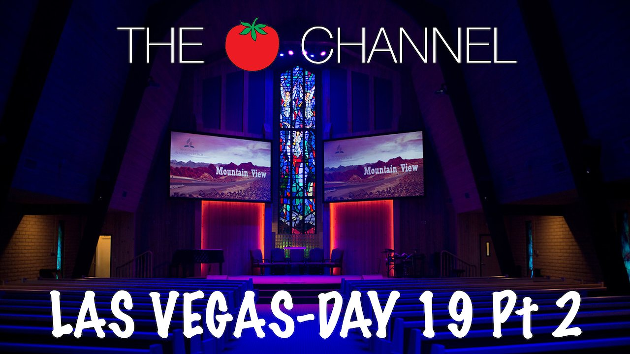 Video poster Las Vegas-Day 19-Part 2 - They ran a service and IT WORKED!