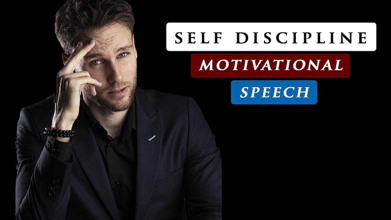 Video poster How SELF DISCIPLINE leads to SUCCESS | CHANGE YOUR LIFE!
