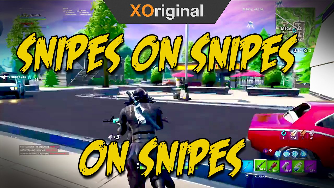 Video poster Snipes on Snipes on Snipes