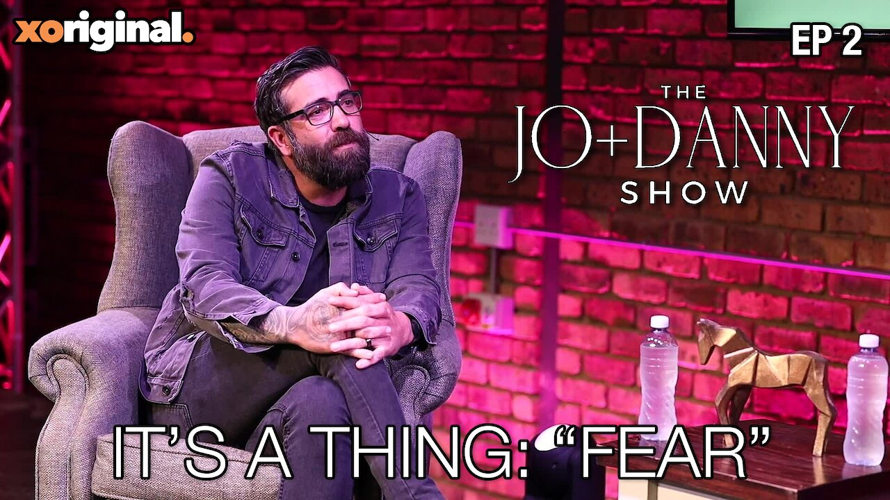"Video poster Jo + Danny Show: It's a Thing ""Fear"""