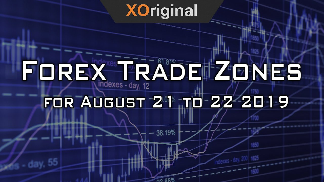 Video poster Forex Trade Zones for August 21 to 22 2019